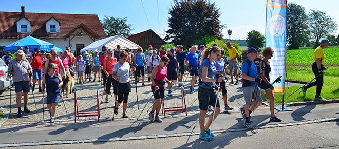 Stepperger Aktivlauf
