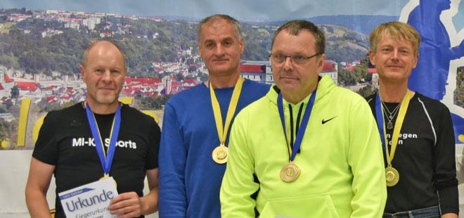 Lions-Städtelauf von Eichstätt nach Neuburg Siegerehrung