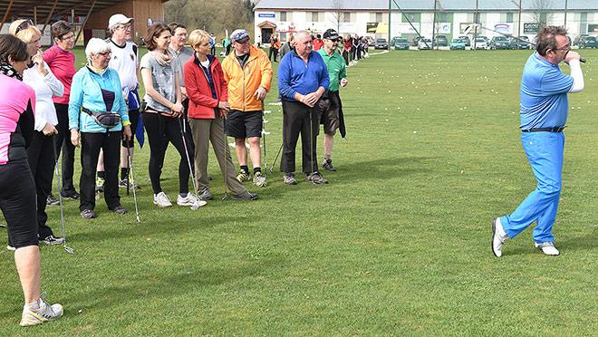 2 Lauf 2015 - Neubürger Frühjahrswalking Walken und Golfen