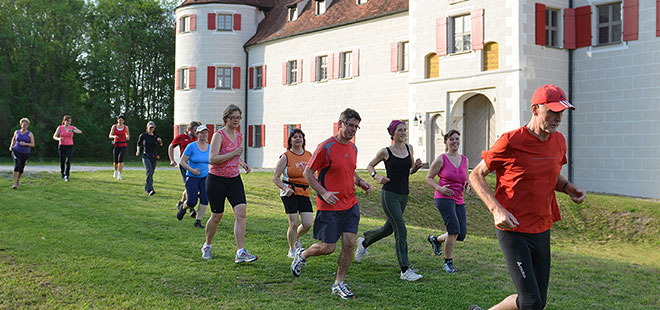 Aktiv Park - Laufkurs Lauf10