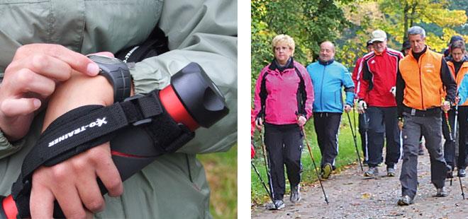 Aktiv Park - Nordic Walking und XCO Kurse