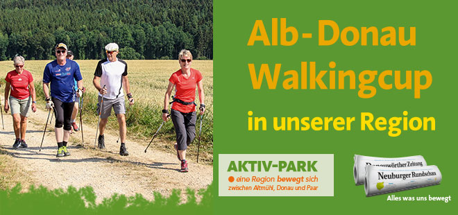 Alb-Donau Walkingcup 2015