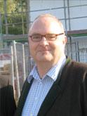 Beiratsmitglied des Aktiv Parkes, Hans Mayr